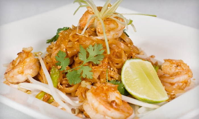 Thai Gourmet - Kenosha: $15 for $30 Worth of Thai Fare and Drinks at Thai Gourmet in Kenosha