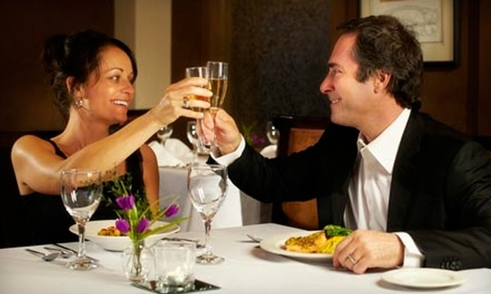 Harwood's Dining Room - Moose Jaw: $25 for $50 Worth of Fine Dining at Dinner at Harwood's Dining Room in Moose Jaw