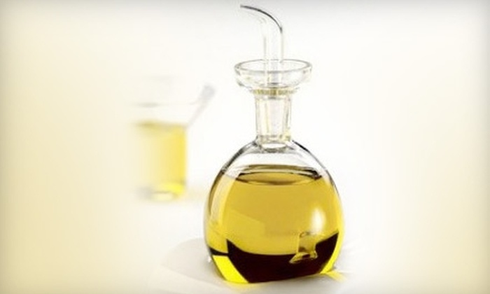 The Vintage Olive - Montgomery: $15 for $30 Worth of Oil and Vinegar at The Vintage Olive