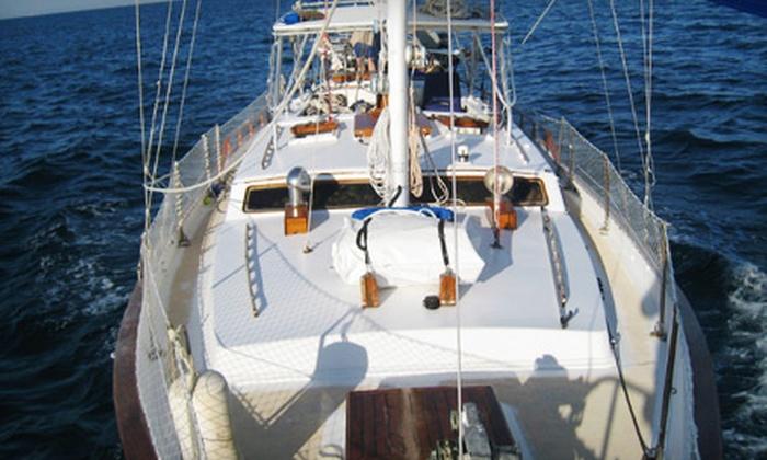Atlantis V Charters - Tarpon Springs: Half- or Full-Day Cruises on Atlantis V Charters in Tarpon Springs