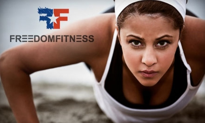 Freedom Fitness - Burien: $39 for One Month of Unlimited Boot-Camp Classes at Freedom Fitness in Burien ($239 Value)
