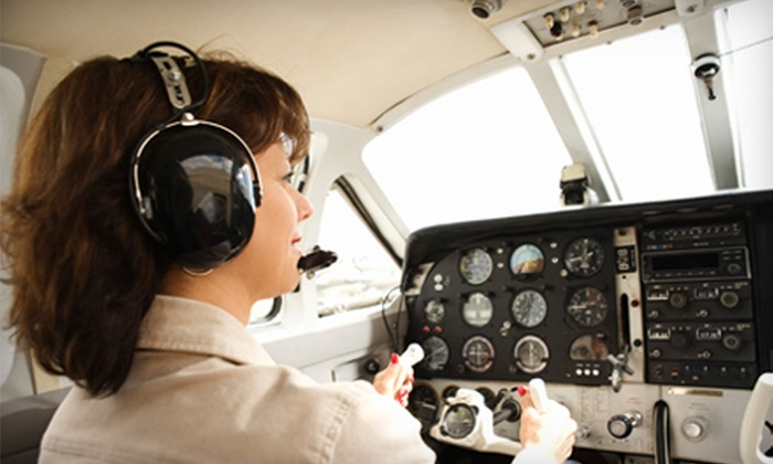 Monterey Bay Aviation - Monterey: $100 for a Discovery Flight at Monterey Bay Aviation in Monterey ($250 Value)