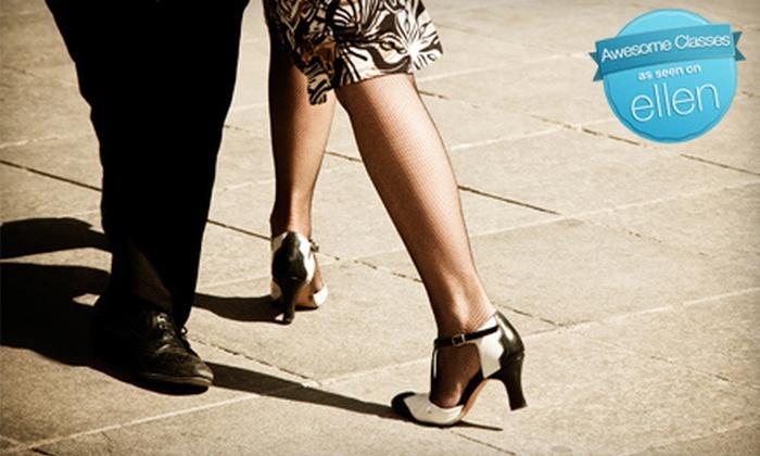 DanceSport VA - Virginia Beach: Dance Lessons for One, Two, or Four at DanceSport VA in Virginia Beach
