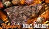 Nelson's Meat Market - Noelridge Park: $5 for $10 Worth of Deli Fare at Nelson's Meat Market & Deli