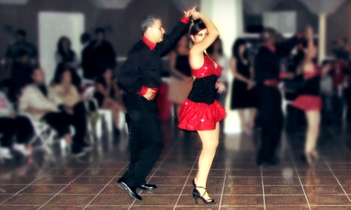 Dancin' Motion School of the Arts - Brandon: $30 for a Six-Week Session of Bachata or Salsa Dancing Classes (Up to $65 Value) at Dancin' Motion School of the Arts in Brandon