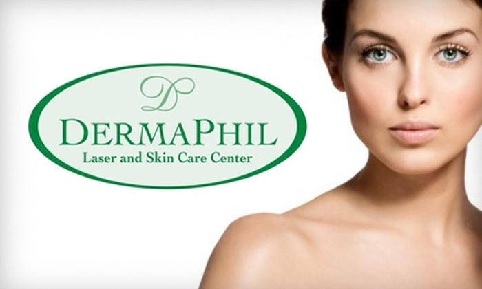 DermaPhil Laser and Skin Care Center - Burbank: $75 for Three Microdermabrasion Facial or Upper Arm Treatments at DermaPhil Laser and Skin Care Center in Burbank