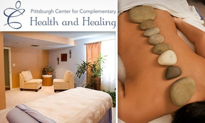 Pittsburgh Center for Complementary Health and Healing - Swissvale: $50 for $95 Toward Any Massage or Aromatherapy Service at Pittsburgh Center for Complementary Health and Healing