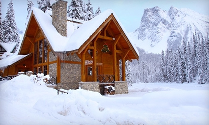 Emerald Lake Lodge - Field: $145 for a One-Night Stay in a Lodge Queen Room or a Lodge Double Room at Emerald Lake Lodge