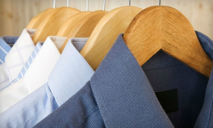 Innovative Dry Cleaning - Bangor Central Historic District: Dry-Cleaning Services Including Pickup and Delivery at Innovative Dry Cleaning in Bartonsville (Half Off). Two Options Available.