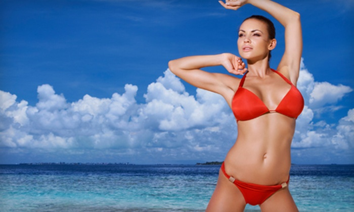 Mystified Mobile Airbrush Tanning - New Smyrna Beach: $15 for a Private Airbrush Tan from Mystified Mobile Airbrush Tanning (Up to $30 Value)