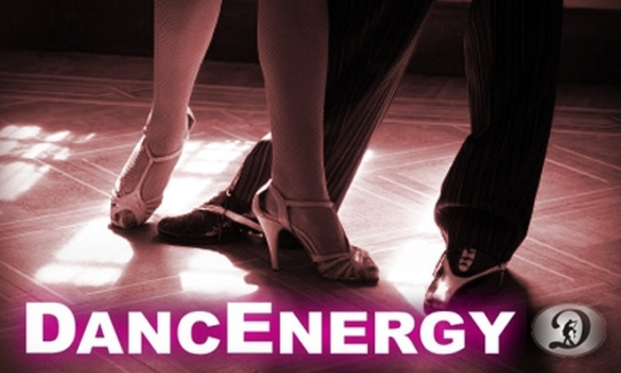 DancEnergy - Northeast Calgary: $25 for Six Drop-In or Intensive Group Dance Classes at DancEnergy ($72 Value)