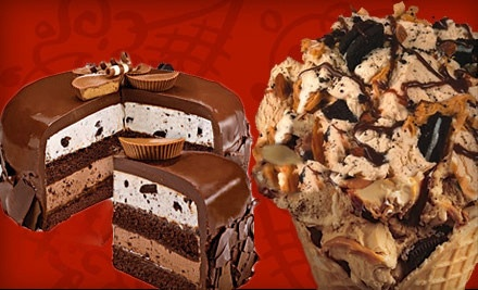 $10 Groupon Toward Ice Cream, Shakes, or Smoothies - Cold Stone Creamery in Folsom