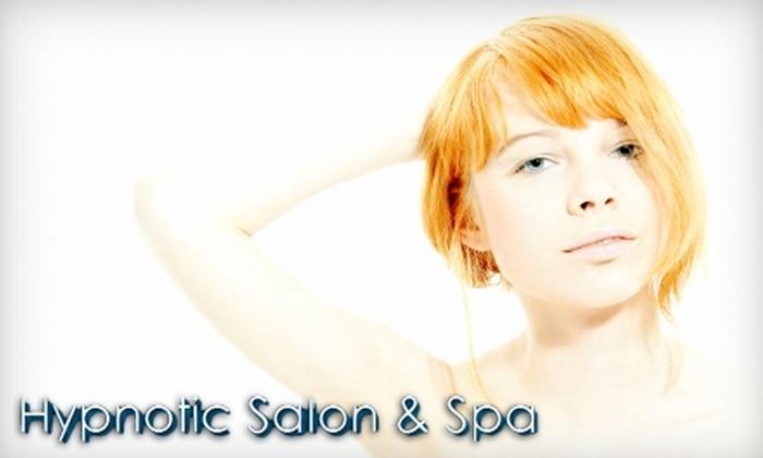 Hypnotic Salon & Spa - Tustin: $40 for $80 Worth of Waxing Services at Hypnotic Salon & Spa in Tustin