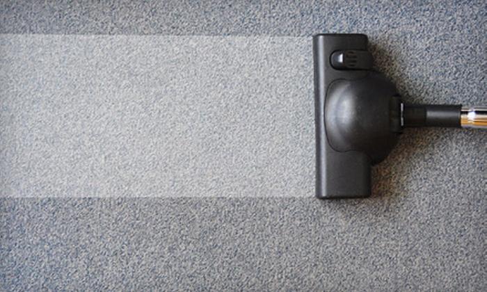 A-1 Restoration - Oklahoma City: Three-Room Carpet Cleaning or Air- Duct Cleaning from A-1 Restoration (Up to 55% Off)