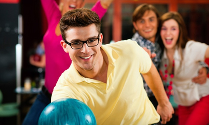 Holiday Bowling Center - Hallandale Beach: Bowling Outing for Four or Six People at Holiday Bowling Center in Hallandale Beach