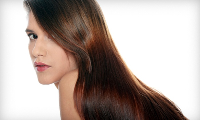 Ma Maison of Beaute - Mid City South: $125 for a Keratin Hair Treatment at Ma Maison of Beaute (Up to $350 Value)