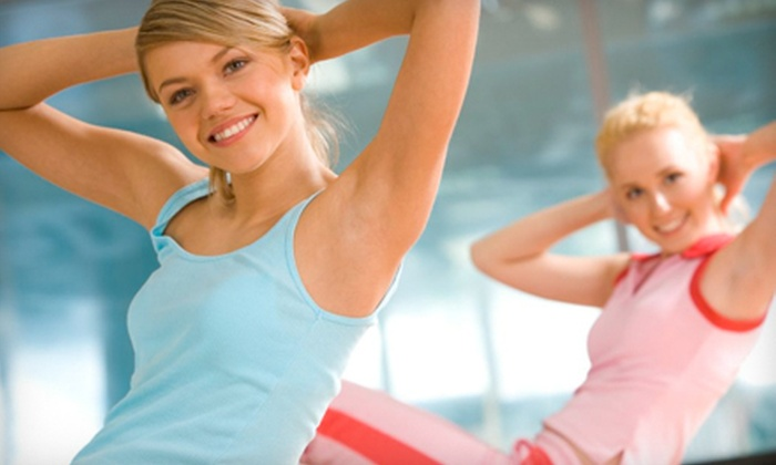 Studio Fitness - Walker Farm: 10 or 20 Fitness Classes at Studio Fitness (Up to 75% Off)