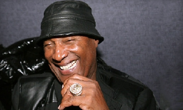 C-O-N-S-C-I-O-U-S: The National Wake Up Tour - Berkeley Black Repertory Group Theater: Paul Mooney and Dick Gregory Comedy Show at Black Repertory Group Theater in Berkeley (Half Off). 16 Options Available.
