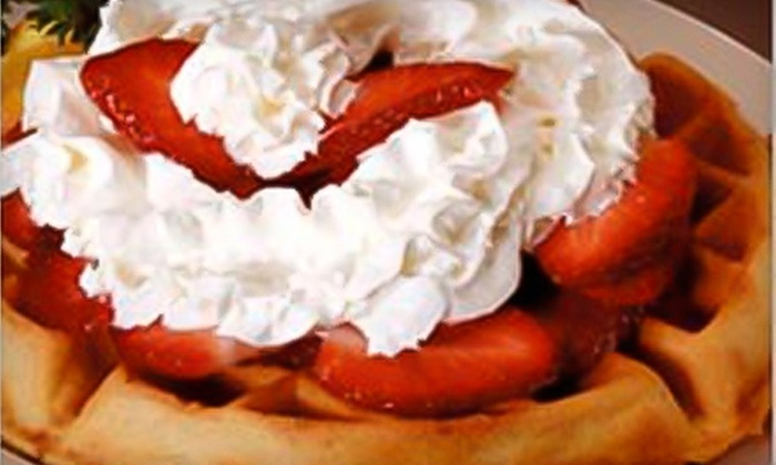 Holiday's Restaurant - Detroit: $10 for $20 Worth of American Fare at Holiday's Restaurant