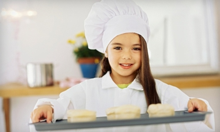 Little Chefs - Multiple Locations: $350 for Kids' Cooking Birthday Package at Little Chefs (Up to $798.50 Value)