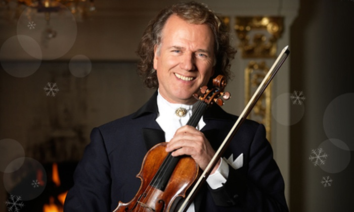André Rieu - North Jersey: One Ticket to See André Rieu at the Prudential Center in Newark on November 28 at 7:30 p.m. Two Options Available.