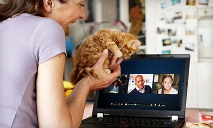 Skype: $10 for a Three-Month Skype Premium Subscription (Up to $26.97 Value)