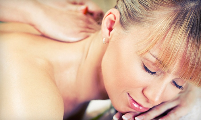 Smooth Lines Salon and Spa - Northwest Side: 60-Minute Massage with Option for Salt Scrub or Seaweed Wrap at Smooth Lines Salon and Spa (Up to 52% Off)