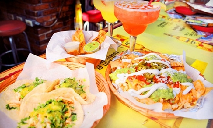 Fiesta Cantina - Multiple Locations: $10 for $20 Worth of Mexican Fare, Margaritas, and More at Fiesta Cantina