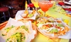 Sunset Restaurant Management Group (Cabo Cantina) - Multiple Locations: $10 for $20 Worth of Mexican Fare, Margaritas, and More at Fiesta Cantina
