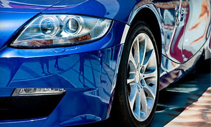 Up To 58 Off Car Wash And Wax In Salem Hma Car Care Systems