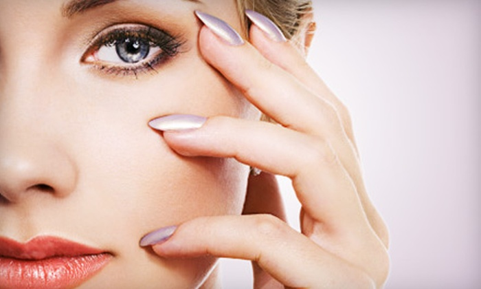 Face It Salon, Spa and Boutique - Midtown: Permanent-Makeup Services at Face It Salon, Spa and Boutique (Up to 55% Off). Four Options Available.