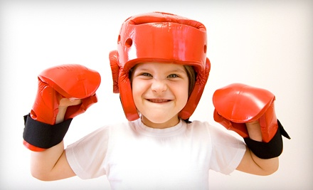 4 Kids' Boxing Classes (a $52 value) - Knock Out in Charlotte