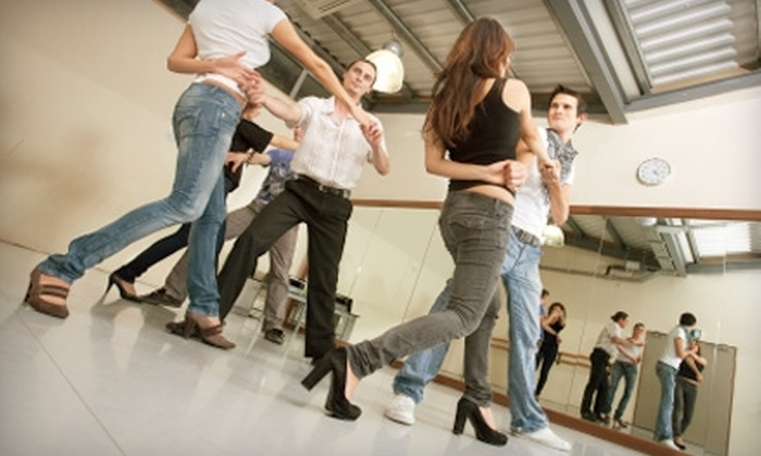 A Time To Dance - Multiple Locations: $29 for Six Dance Classes at A Time to Dance