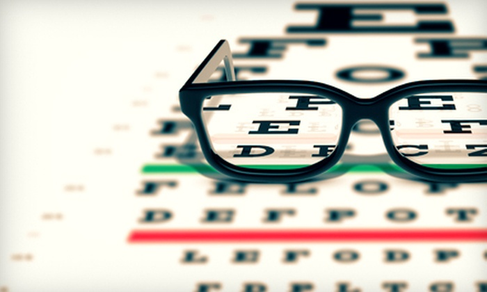 Clear Sight Family Eyecare - Multiple Locations: $49 for an Eyeglass-and-Contact-Lens Exam with One Pair of Contact Lenses at Clear Sight Family Eyecare ($105 Value)