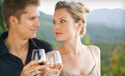 Shared Wine Tour for Two (up to a $130 value) - Wine d'Tours in Soquel