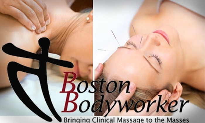 The Boston Bodyworker - Boston: $55 for a Massage or Acupuncture Treatment at Boston Bodyworker ($130 Value)