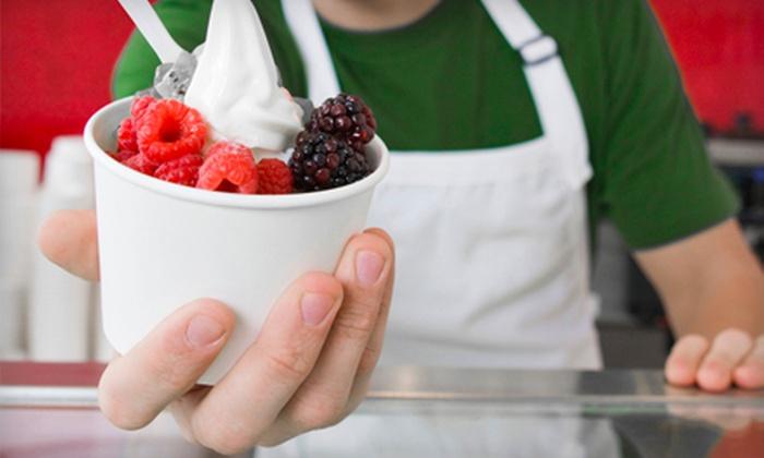 Yogurt Bliss - South Oklahoma City: $5 for $10 Worth of Frozen Yogurt at Yogurt Bliss in Moore