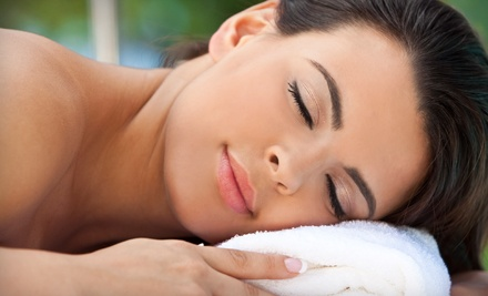 50-Minute Aromatherapy Body Wrap (a $75 value) - A New U Day Spa & Salon in Chandler