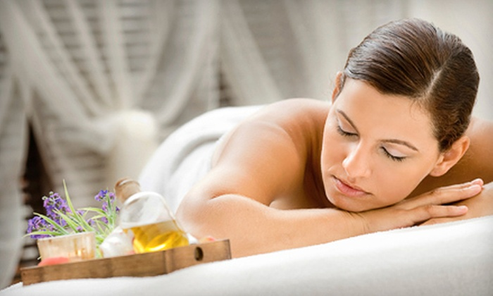 Healing Hands Massage Studio & Gifts - Point Place: $39 for a Relaxation Massage with Aromatherapy or Hot-Stone Massage at Healing Hands Massage Studio & Gifts ($80 Value)