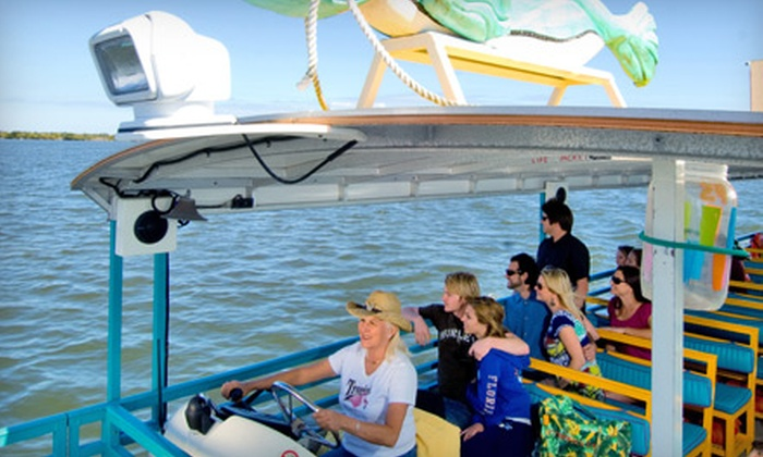 Island Boat Lines - Cocoa Beach: Two-Hour Tour of Cocoa Beach's Thousand Islands (Up to $28 Value)