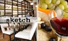 Sketch Wine Bar - Baker: $20 for Intro to Wine Class at Sketch Wine Bar ($40 Value)