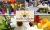 S & L Productions, Inc. - Lutherville - Timonium: $6 Admission to the Maryland Home and Garden Show
