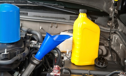 Oil-Change Package Including Oil Change, Tire Rotation and Safety Inspection (a $100 total value) - The Repair Company in Cleveland