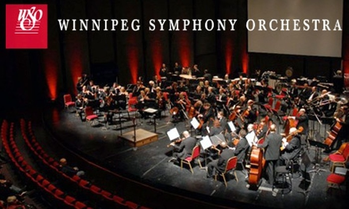 Winnipeg Symphony Orchestra - Downtown Winnipeg: $19 for a Ticket to Canadian Brass at Winnipeg Symphony Orchestra ($39.40 Value)