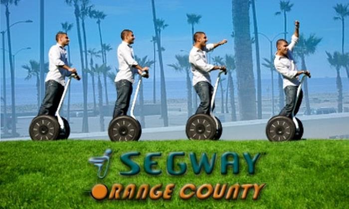 Segway Orange County - Orange County: $35 Tour of Balboa Peninsula from Segway Orange County