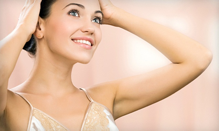 Anti-Aging Centers of Connecticut - West Haven: Laser Hair Removal for a Small, Medium, or Large Area at Anti-Aging Centers of Connecticut in West Haven (Up to 89% Off)