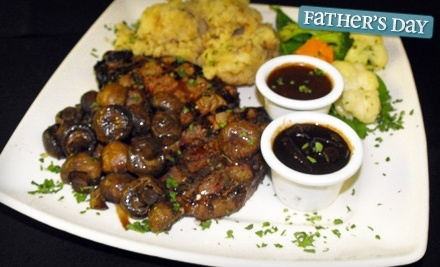 $60 Groupon to The Silver Fox Steakhouse - The Silver Fox Steakhouse in Ellicottville