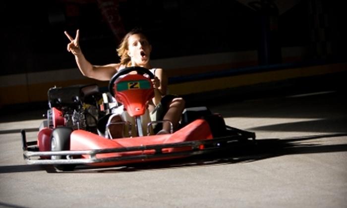 Canastota Kart Speedway - Canastota: $10 for Three Races and License Fee at Canastota Kart Speedway ($21 Value)