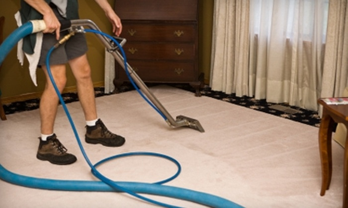 All American Professional Carpet Care - Greensboro: $50 for Carpet Cleaning from All American Professional Carpet Care ($100 Value)