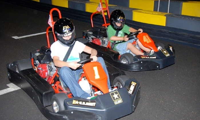 Xtreme Indoor Karting - North Fort Lauderdale: One, Three, or Five Days of Summer Camp at Xtreme Indoor Karting (Up to 58% Off)